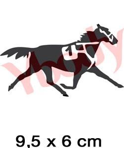 Pferde Schablone